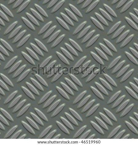 steel texture in maya. tileable steel texture