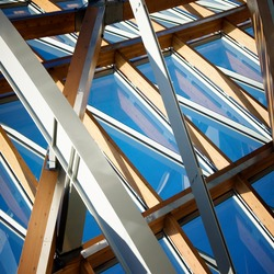 metal frame structure ; technology abstract