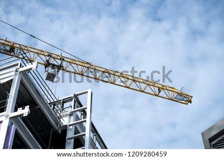 Metal framework contruction