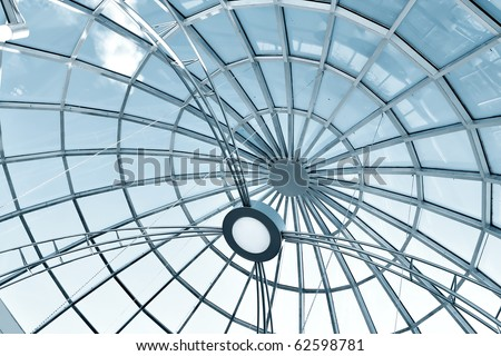 metal gray round ceiling #62598781