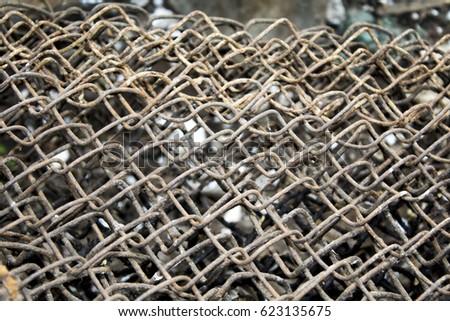 metal grid  #623135675