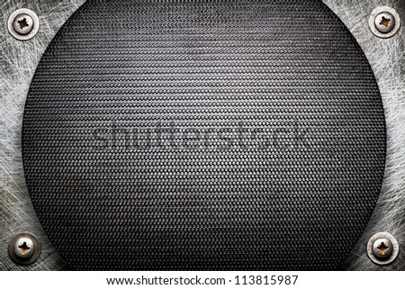 Metal grid texture, background