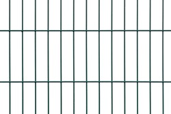 metal grid texture isolated on white