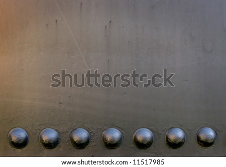 Metal Grunge with Rivets