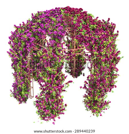 Royalty free letter a alphabet with flower abc 488923765 for Can you get purple roses