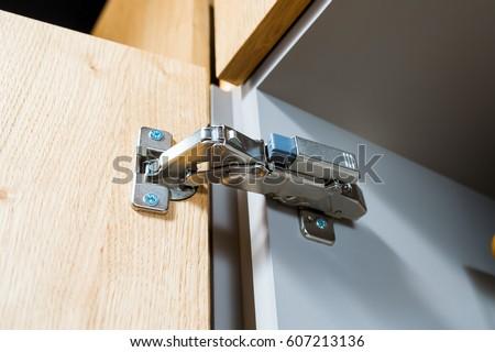 Metal hinges for doors #607213136