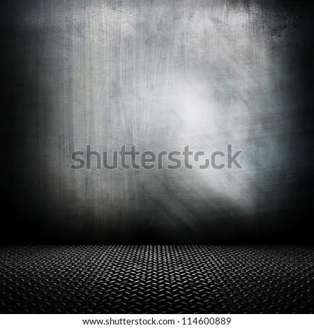 metal interior