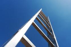 Metal ladder