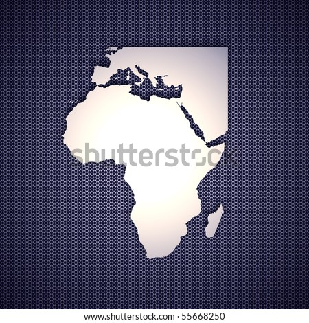 blank map of africa and middle east. africa blank map format