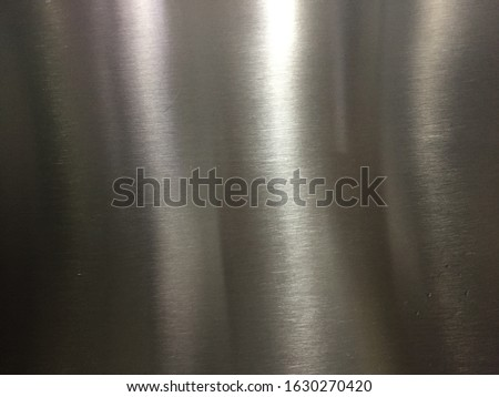 Metal or metal surface; stainless steel plate texture background