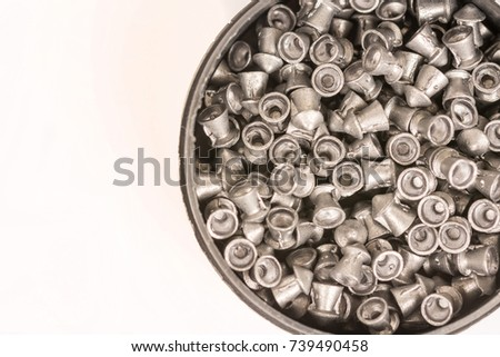 Air rifle bullets Images and Stock Photos - Page: 6 - Avopix com