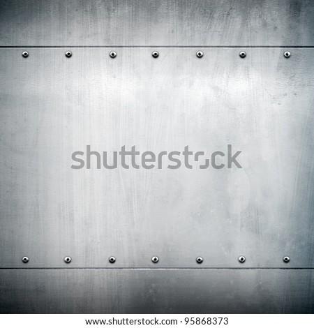 metal plate #95868373