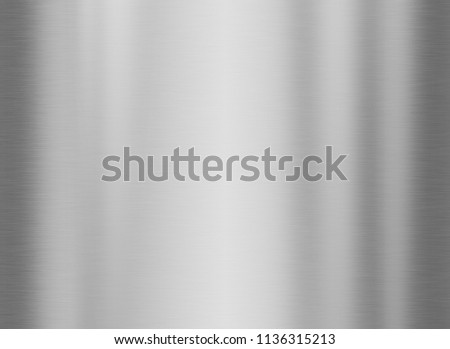 Metal plate aluminum background or stainless texture abstract