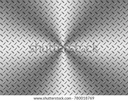 Metal plate background or stainless steel texture #780018769