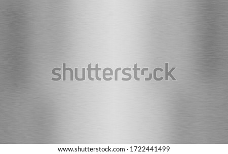 Metal plate background or steel texture surface Foto stock ©