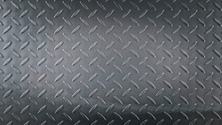 Metal plate checker plate abstract background