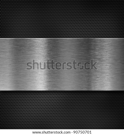 metal plate over grate