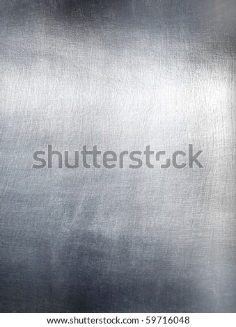 Metal plate steel background.