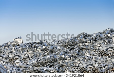 Metal Recycling Scarp