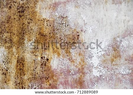 Metal Rust Background Metal Rust Texture, Rust