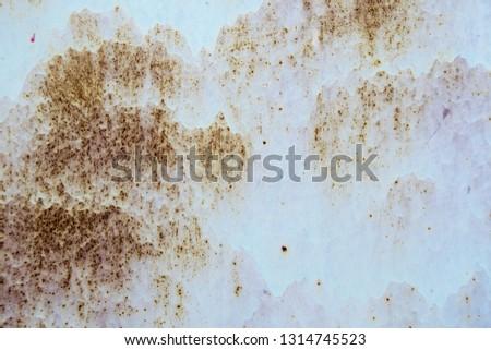 Metal Rust Background Metal Rust Texture, Rust - Image  #1314745523