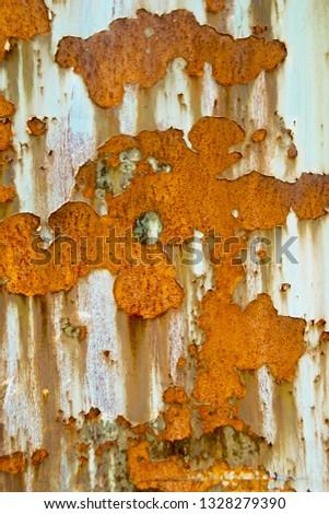 Metal Rust Background Metal Rust Texture, Rust - Image  #1328279390