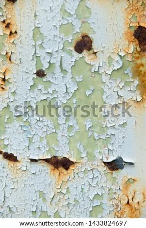 Metal Rust Background Metal Rust Texture, Rust - Image  #1433824697