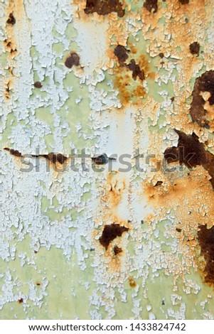 Metal Rust Background Metal Rust Texture, Rust - Image  #1433824742