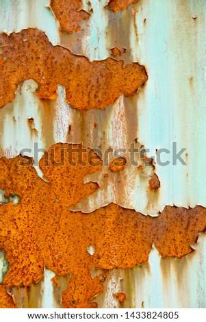 Metal Rust Background Metal Rust Texture, Rust - Image  #1433824805