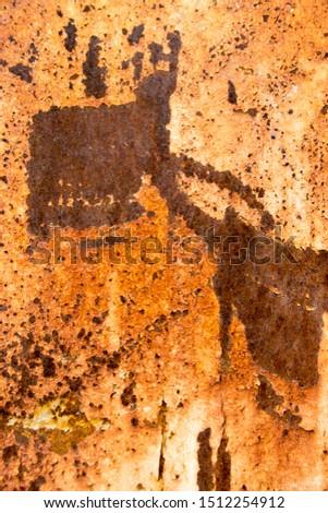 Metal Rust Background Metal Rust Texture, Rust - Image  #1512254912