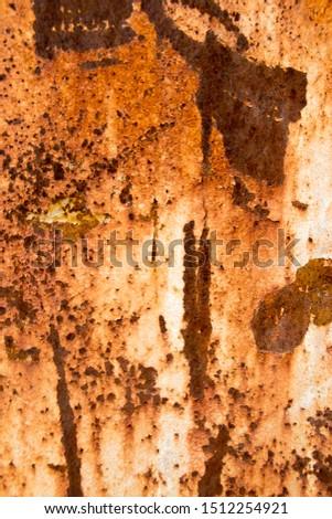 Metal Rust Background Metal Rust Texture, Rust - Image  #1512254921