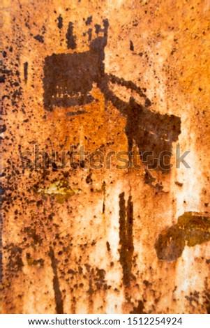 Metal Rust Background Metal Rust Texture, Rust - Image  #1512254924