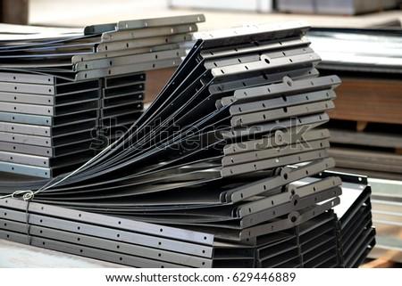 Metal sheet bending