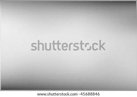 Metal sheet dotted texture. Vector version is in my portfolio - stock photo