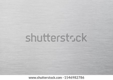 metal simple aluminium or steel texture Stockfoto ©