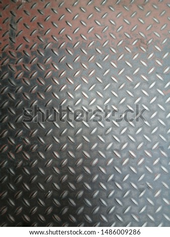 Metal steel background with metal surface