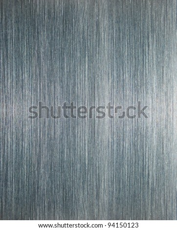 Metal surface scratched background