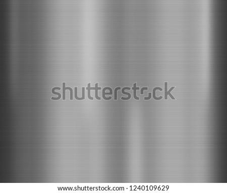 Metal texture aluminum background #1240109629