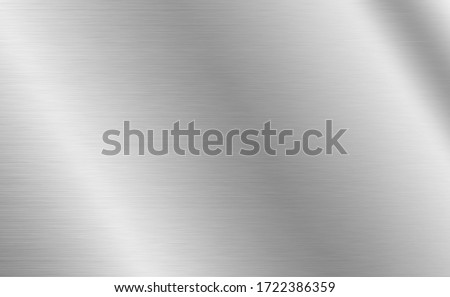 Metal texture background or stainless steel background Foto stock ©