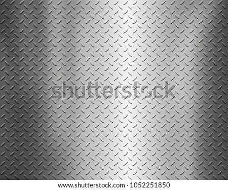 Metal texture background or stainless steel plate #1052251850