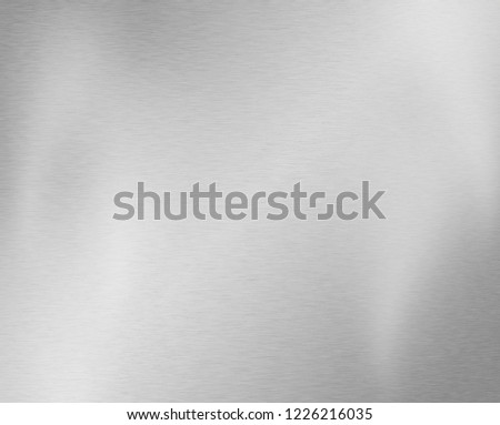 Metal texture background with aluminum surface #1226216035