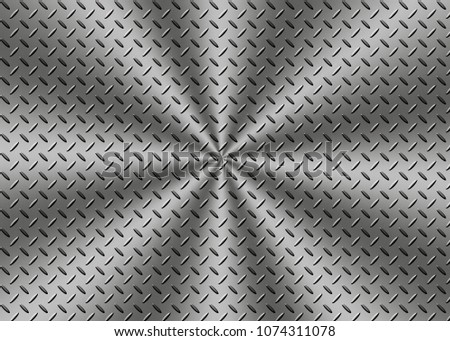 Metal texture plate background #1074311078