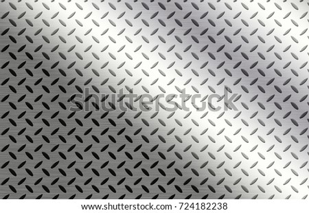 Metal texture plate background or stainless steel abstract #724182238