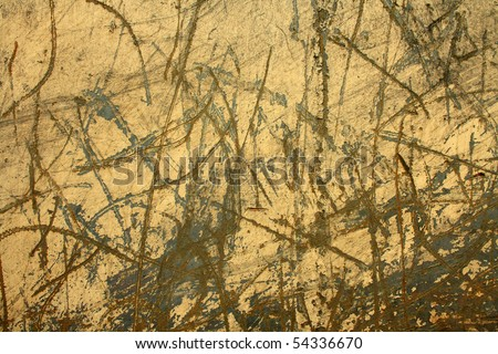 metal texture with scratches
