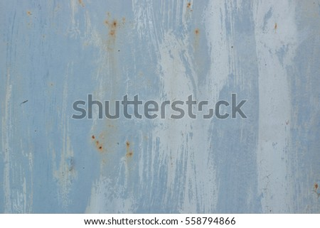 Metal texture with scratches and cracks  #558794866