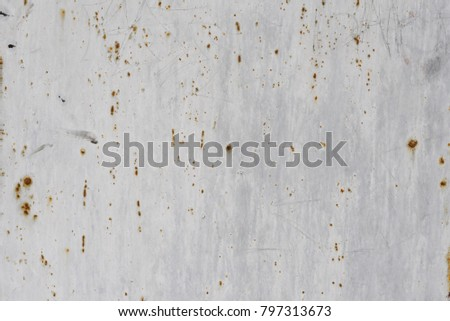 Metal texture with scratches and cracks #797313673