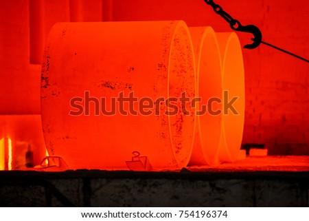 metal tube production #754196374