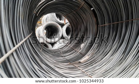 Metal Wire Raw Material #1025344933