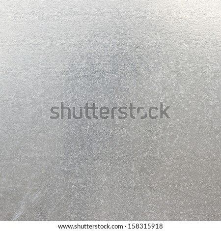 Metal zinc polished sheet cover as abstract background composition