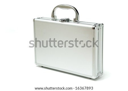 metallic briefcase, please check out my portfolio for more